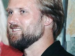 Michal Pešek na archivním snímku z roku 1994