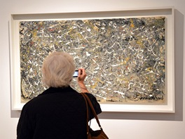Jackson Pollock - Number 28, 1951