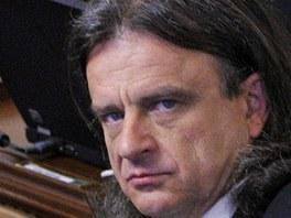 Poslanec Otto Chaloupka (2. 5. 2012)