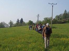 Pozorování ptáků v Kopřivnici na jaře 2011