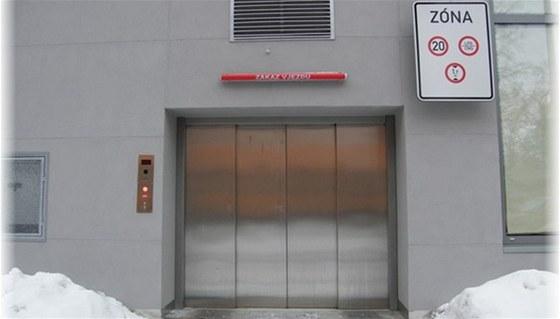 autovýtah