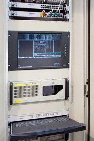 Nejnovější produkt AŽD Praha, plně elektronické staniční zabezpečovací zařízení
