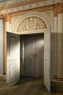 Zámecké divadlo v Mnichově Hradišti