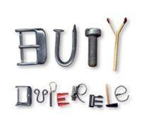 Buty: Duperele (obal alba)