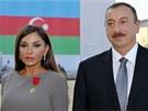�zerb�jd��nsk� prezident Ilham Alijev se svoj� �enou Mehriban