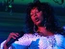 Donna Summer na archivním snímku.