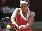 Iveta Benešová na turnaji v Římě.