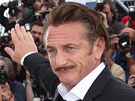 Roberta Armani, Petra N�mcov� a Sean Penn  v Cannes