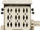 Toaster s dekorativním krytem