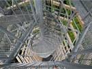 Vysoký Kamýk, 11.5.52012, rozhledna, turistika, vysílač FOTO: MF DNES -...