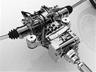 Komponenty systému Haldex XWD
