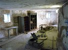 Hitlerův dvorní stavitel Albert Speer nechal v roce 1941 nedaleko dnešního