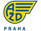 AŽD Praha logo