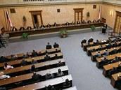 Ústavní soud v Brn� (ilustra�ní snímek)