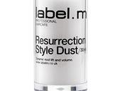 Resurrection Style Dust p�edstavuje nov� typ stylingov�ho p��pravku na vlasy....