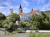 Podle legendy o založení kláštera na Sázavě nabídl Prokop nabídl knížeti