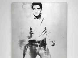 Andy Warhol: Double Elvis (Dvojit� Elvis)