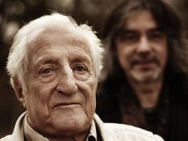 Pavel Bobek a producent alba Luboš Malina
