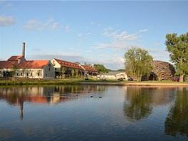 Moderní ekofarma, školicí a kongresové centrum ve středních Čechách vznikla