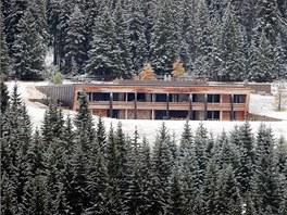 Milionářské vily jsou stále častěji více či méně zapuštěné do země a mají