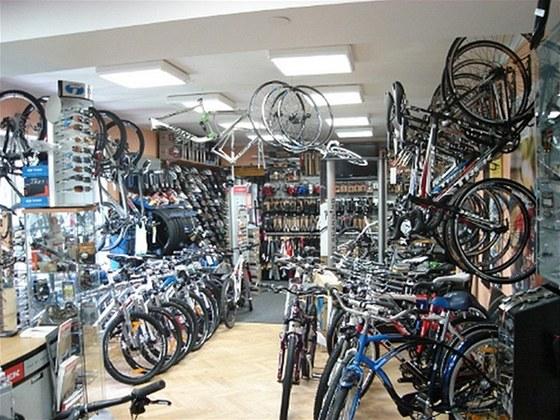 """Unikátní """"cyklošpitál"""": Atombike vám kolo dodá, opraví i vyladí"""