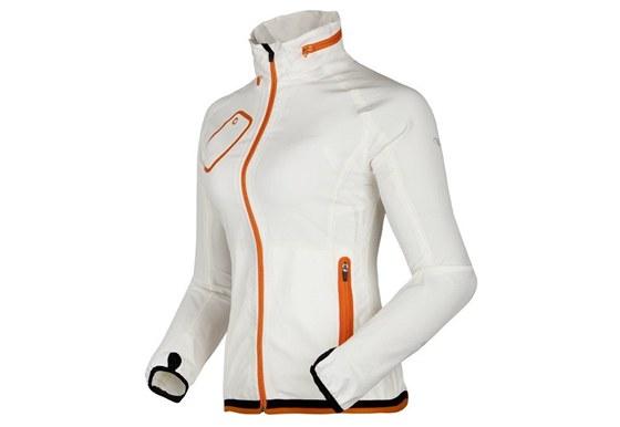 bunda TRED L white sweatshirt L3