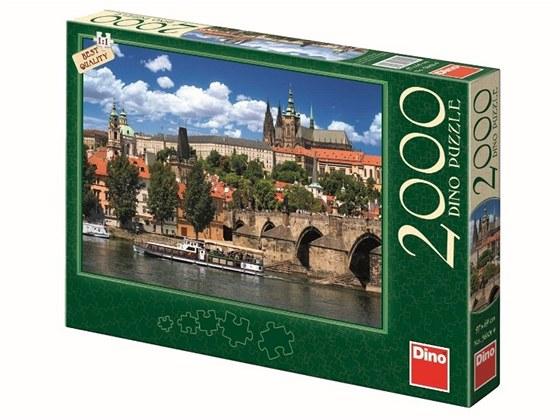 Puzzle 2000 dílků od Dino Toys