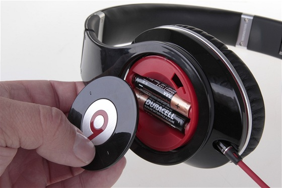 Monster Beats by Dr. Dre Studio - baterie