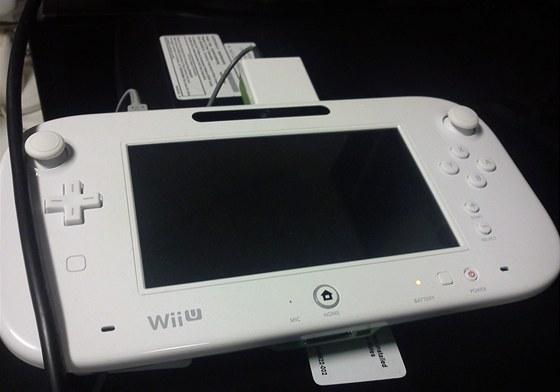 Wii U ovl�da�