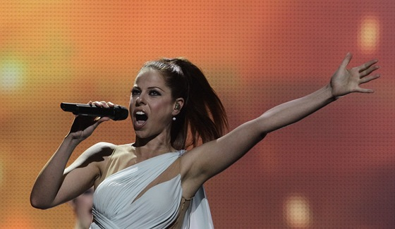 Eurovize 2012, �pan�lsk� ��inkuj�c�  Pastora Solerov�