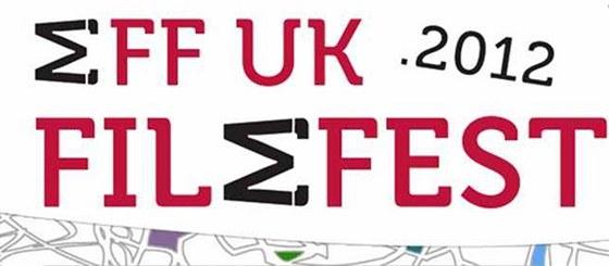 Logo MFF UK FilmFest 2012