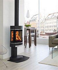 Kamna a krby na dřevo: kvalita ze Skandinávie