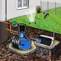 Jak nejlépe vybrat akumulační nádrž na dešťovou vodu?