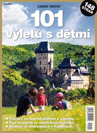 Nový speciál Lidových novin 101 výletů s dětmi