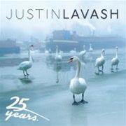 Justin Lavash: 25 Years (obal)