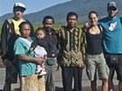 Expedice pod nejvyšším vrcholem Indonesie, sopkou Mount Kerinci (3805 m.n.m.):