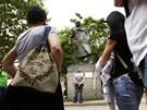 Odbor��i v Praze demonstruj� za odchod vl�dy, zastaven� jej�ch reforem a