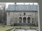 Takto vypadala vila Čerych v roce 2008.