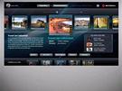 DreamGallery - K dispozici je během výběru programu i stručný popis díla a