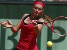 KONEC. Iveta Benešová dohrála ve dvouhře na Roland Garros už v prvním kole.
