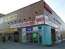 Obchodní dům Banco (dříve Uran) v České Lípě