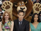 Chris Rock, Jessica Chastain, Ben Stiller, Jada Pinkett-Smith, David Schwimmer