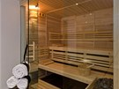 Sauna v suter�nu
