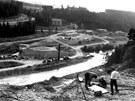 Výstavba Úpravny vody Želivka byla zahájena vroce 1965 investiční akcí