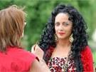 Dobčice, 23.5.2012, natáčení, filmaři, film, komedie. Babovřesky FOTO: MF DNES...