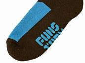 Ponožky Funstorm modročerné