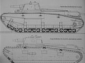 Německý Grosstraktor měl dvě věže