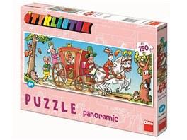 Puzzle Čtyřlístek od Dino Toys
