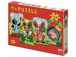 Puzzle 4 v 1 od Dino Toys