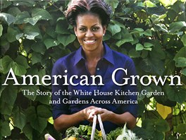 Michelle Obamová při talk show Dobré ráno Ameriko představila svou novou knihu...